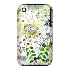 Flower Flowar Sunflower Rose Leaf Green Yellow Picture Iphone 3s/3gs