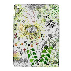 Flower Flowar Sunflower Rose Leaf Green Yellow Picture Ipad Air 2 Hardshell Cases by Alisyart