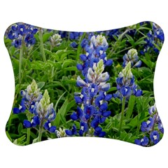 Blue Bonnets Jigsaw Puzzle Photo Stand (bow) by CreatedByMeVictoriaB
