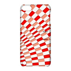 Graphics Pattern Design Abstract Apple Ipod Touch 5 Hardshell Case With Stand by Amaryn4rt