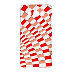 Graphics Pattern Design Abstract Samsung Galaxy A5 Hardshell Case  by Amaryn4rt
