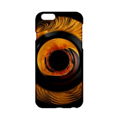 Fractal Mathematics Abstract Apple Iphone 6/6s Hardshell Case by Amaryn4rt