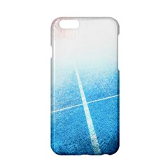 Court Sport Blue Red White Apple Iphone 6/6s Hardshell Case