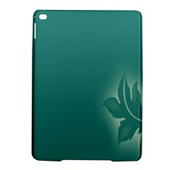 Leaf Green Blue Branch  Texture Thread Ipad Air 2 Hardshell Cases by Alisyart