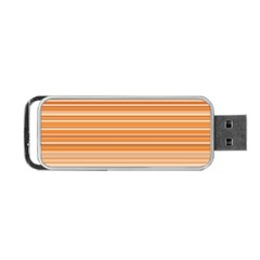 Line Brown Portable Usb Flash (two Sides) by Alisyart