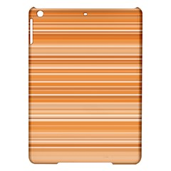 Line Brown Ipad Air Hardshell Cases by Alisyart