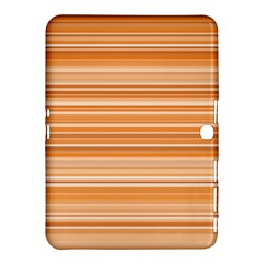 Line Brown Samsung Galaxy Tab 4 (10 1 ) Hardshell Case