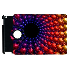 Fractal Mathematics Abstract Apple Ipad 3/4 Flip 360 Case by Amaryn4rt