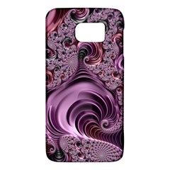 Purple Abstract Art Fractal Art Fractal Galaxy S6