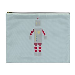 Machine Engine Robot Cosmetic Bag (xl)