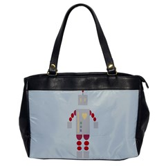 Machine Engine Robot Office Handbags