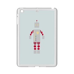 Machine Engine Robot Ipad Mini 2 Enamel Coated Cases