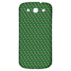 Candy Green Sugar Samsung Galaxy S3 S Iii Classic Hardshell Back Case