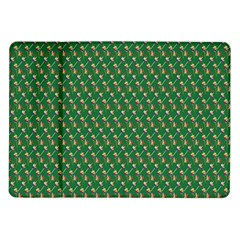 Candy Green Sugar Samsung Galaxy Tab 10 1  P7500 Flip Case