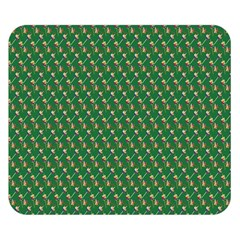 Candy Green Sugar Double Sided Flano Blanket (small)  by Alisyart