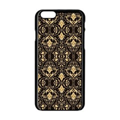 Wallpaper Wall Art Art Architecture Apple Iphone 6/6s Black Enamel Case by Amaryn4rt