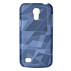 Lines Shapes Pattern Web Creative Galaxy S4 Mini by Amaryn4rt