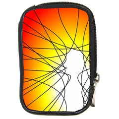 Spirituality Man Origin Lines Compact Camera Cases by Amaryn4rt