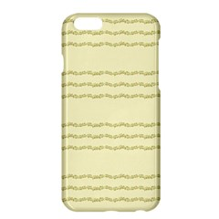 Background Pattern Lines Apple Iphone 6 Plus/6s Plus Hardshell Case by Amaryn4rt