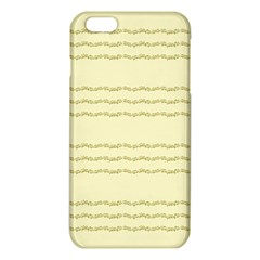 Background Pattern Lines Iphone 6 Plus/6s Plus Tpu Case