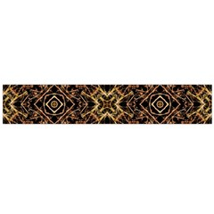 Tribal Geometric Print Flano Scarf (large) by dflcprintsclothing