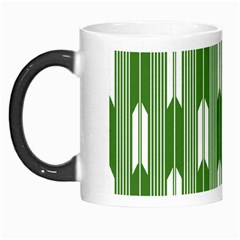 Arrows Green Morph Mugs