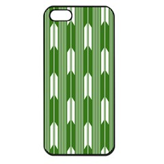 Arrows Green Apple Iphone 5 Seamless Case (black)