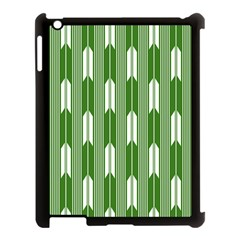 Arrows Green Apple Ipad 3/4 Case (black)