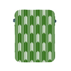 Arrows Green Apple Ipad 2/3/4 Protective Soft Cases by Alisyart