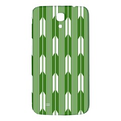 Arrows Green Samsung Galaxy Mega I9200 Hardshell Back Case by Alisyart