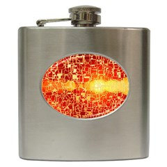 Board Conductors Circuit Hip Flask (6 Oz) by Amaryn4rt