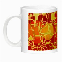 Board Conductors Circuit Night Luminous Mugs by Amaryn4rt