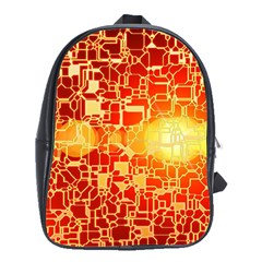 Board Conductors Circuit School Bags(large)  by Amaryn4rt