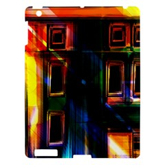 Architecture City Homes Window Apple Ipad 3/4 Hardshell Case