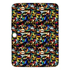 Abstract Pattern Design Artwork Samsung Galaxy Tab 3 (10 1 ) P5200 Hardshell Case
