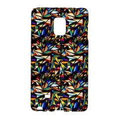 Abstract Pattern Design Artwork Galaxy Note Edge