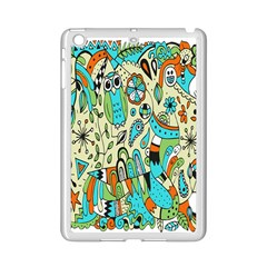 Animals Caterpillar Worm Owl Snake Leaf Flower Floral Ipad Mini 2 Enamel Coated Cases