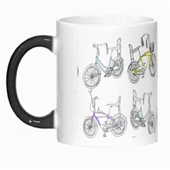 Bicycle Bike Sport Morph Mugs