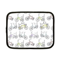 Bicycle Bike Sport Netbook Case (small)  by Alisyart