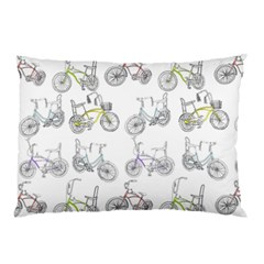 Bicycle Bike Sport Pillow Case