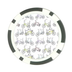 Bicycle Bike Sport Poker Chip Card Guard (10 Pack) by Alisyart