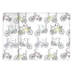 Bicycle Bike Sport Samsung Galaxy Tab 10 1  P7500 Flip Case