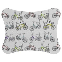 Bicycle Bike Sport Jigsaw Puzzle Photo Stand (bow) by Alisyart