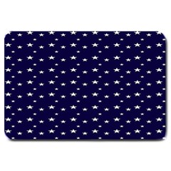 Blue Star Large Doormat