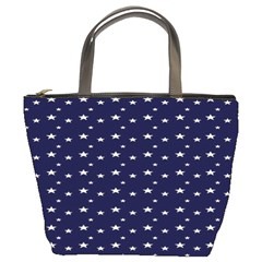 Blue Star Bucket Bags