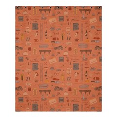 Boulder Glasses Sport Knife Home Shower Curtain 60  X 72  (medium)