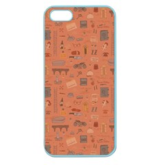 Boulder Glasses Sport Knife Home Apple Seamless Iphone 5 Case (color) by Alisyart