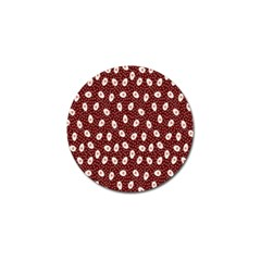 Animals Rabbit Kids Red Circle Golf Ball Marker (10 Pack) by Alisyart