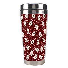 Animals Rabbit Kids Red Circle Stainless Steel Travel Tumblers by Alisyart