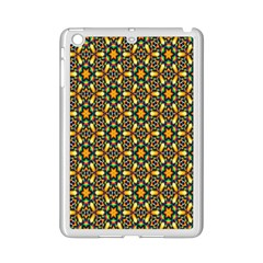 Caleidoskope Star Glass Flower Floral Color Gold Ipad Mini 2 Enamel Coated Cases